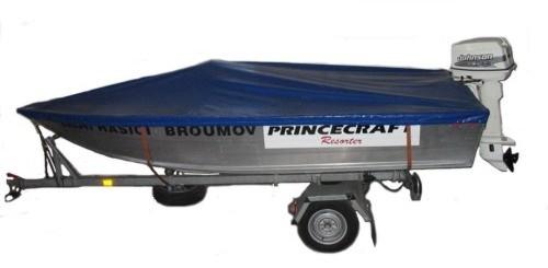 Motorová loď PRINCECRAFT