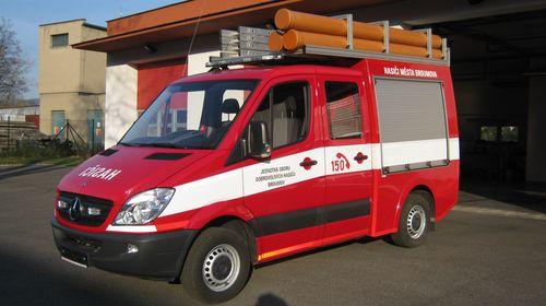 Dopravní automobil Mercede-Benz