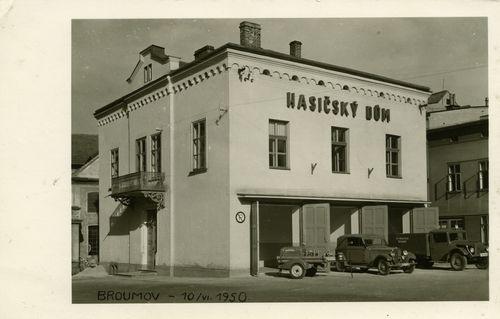 stará stanice r 1950